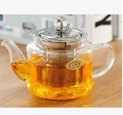 耐热玻璃茶壶加厚小号容量泡茶器过滤冲茶器透明红茶功夫茶具包邮
