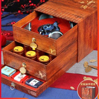 武夷山金骏眉红茶茶叶礼盒装罐装2020新茶散装茶叶小袋装送礼长辈