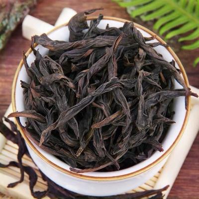 武夷山浓香型大红袍茶叶武夷岩茶肉桂茶乌龙茶红茶春茶散装礼盒装500g