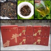 福鼎白茶散茶贡眉2013年老白茶礼盒装带SC带检测报告每盒500克一斤