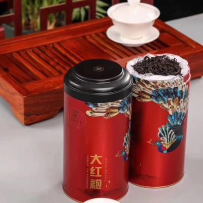 大红袍 武夷山大红袍 岩茶 特级乌龙茶 浓香 罐装 茶叶肉桂400克