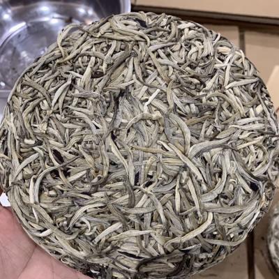 白毫银针 2015年白毫银针银针 单芽月光白茶300克