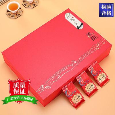正山小种红茶茶叶特级正宗浓香型红礼盒装武夷山2020新茶500克