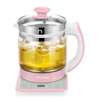 煮茶壶养生壶耐热玻璃煮茶壶电热水壶品牌养生壶
