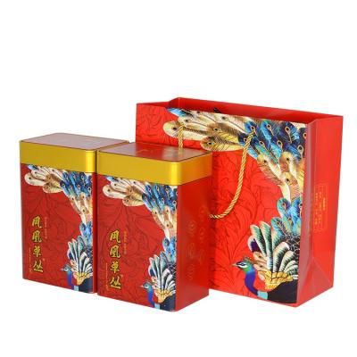 抽湿鸭屎香 单丛茶 单枞茶 500g 春节送礼 罐装 潮州凤凰单丛茶