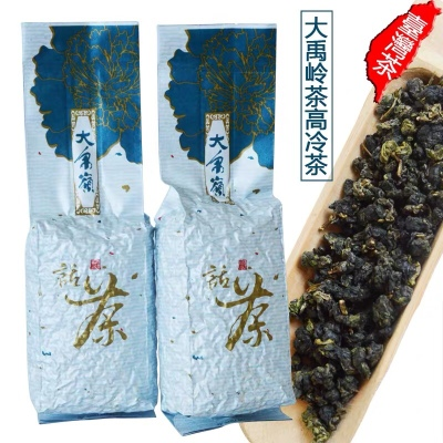 台湾高山茶大禹岭乌龙茶