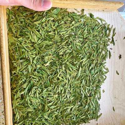 2021年新茶明前龙井嫩芽250g罐装高山绿茶龙井茶春茶原产乌牛早龙井