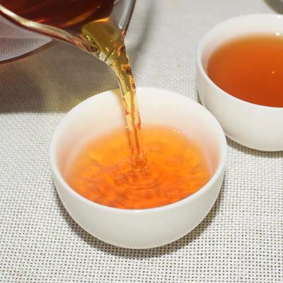 茶叶普洱茶景迈山古树红茶50克