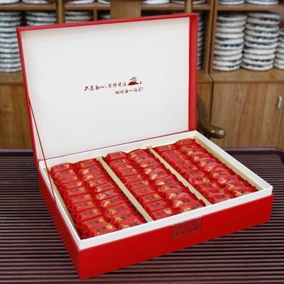 正宗武夷山岩茶马头岩肉桂500g红色高档礼盒装