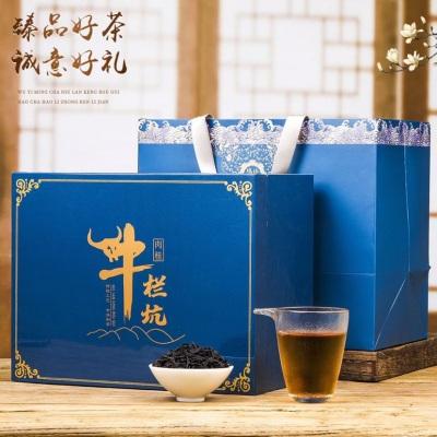 虎啸岩肉桂茶正宗武夷山岩茶大红袍茶叶特级高档正岩礼盒装500g