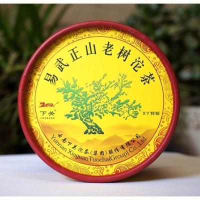 云南普洱茶下关沱茶2012年易武正山老树沱茶生茶100g