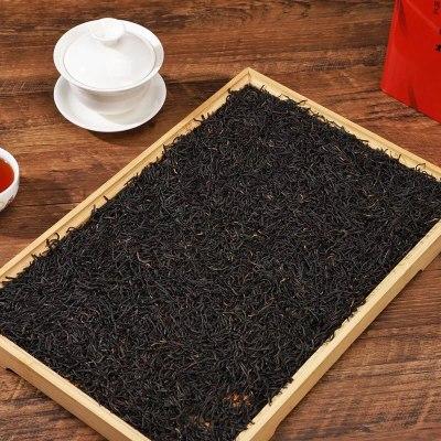 2020春茶新茶野茶正山小种红茶浓香型500g罐装茶叶养胃礼盒装
