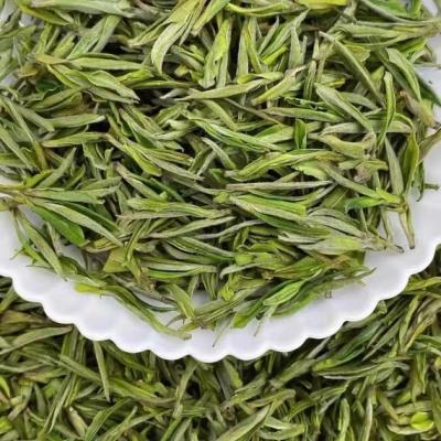 2021年明前精品极白新茶正宗安吉明前特级白茶至尊开园头采250g罐装