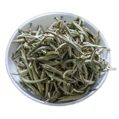 2021年春春茶景谷普洱生茶散装特级古树白茶白毫银针 大白芽500克