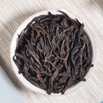 武夷山大红袍茶叶岩茶特级高档乌龙红茶散袋装礼盒装正岩果香肉桂