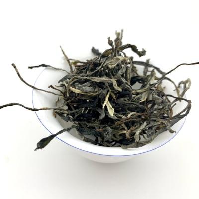 2021年头春 曼松贡茶 乔木野放100g 生茶