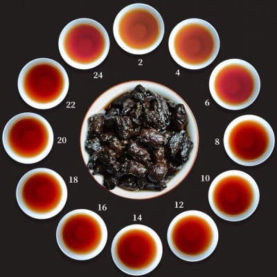 云南古树普洱熟茶碎银子茶化石普洱茶熟茶糯米香特级茶叶糯香500g包邮