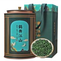 铁观音2021新茶正宗安溪高山茶一款居家必备的口粮茶罐装500g