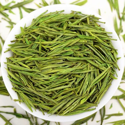 2021明前新茶安吉白茶2021年新茶明前特级绿茶嫩芽散装500g包邮