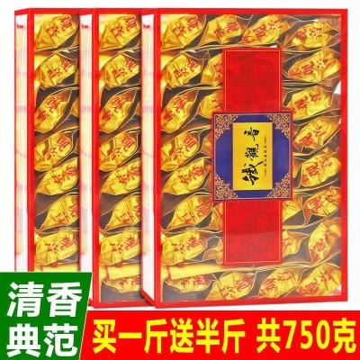 买一斤送半斤 新茶铁观音清香型安溪茶叶春茶铁观音小包装共750克