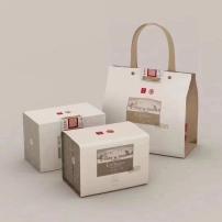 六妙白茶 2021庄园茶 白毫银针 一盒500克 礼盒装