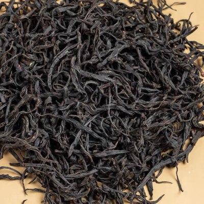 2021新茶特级野生正山小种红茶正宗武夷桐木关新茶浓香型500g罐装