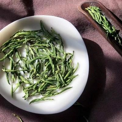 2021新茶叶雀舌绿茶特级明前浓香高山春茶嫩芽竹叶毛尖茶散装500g