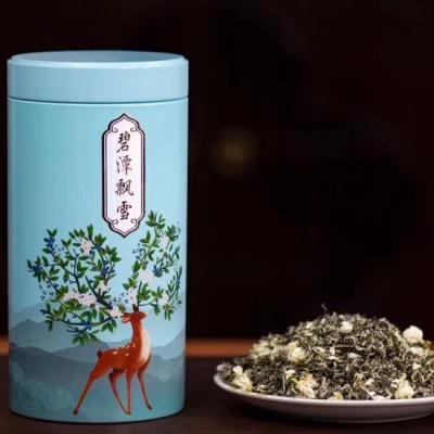 2021新茶茉莉花茶浓香小白豪春茶花草茶叶散装500克