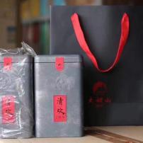 品牌茶 太姥山茶叶福鼎白茶2014年清欢白牡丹80g/罐