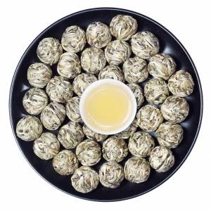 云南普洱生茶单芽500克 月光白单芽龙珠月光美人迷你小龙珠 早春茶