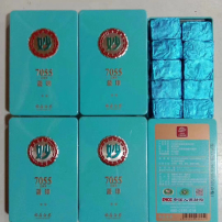 六妙白茶印级蓝印品鉴装2016年寿眉60g正宗福鼎白茶6g*10粒巧克
