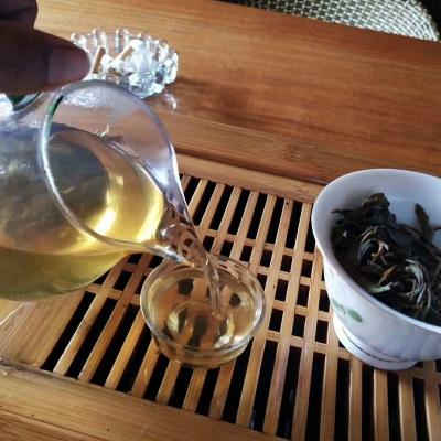 普洱七子饼茶(秋茶)