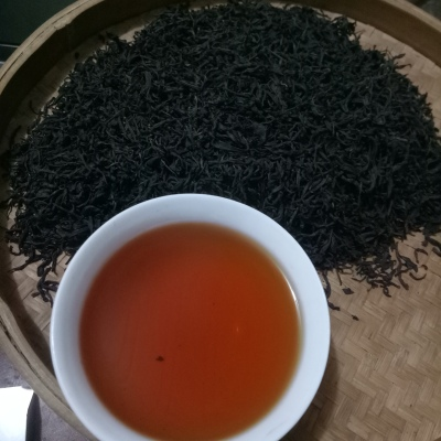 佛手红茶,小花香    散茶