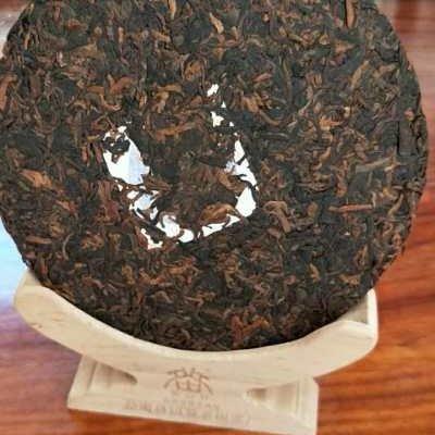 06年老茶