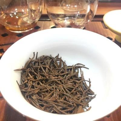 利川特级红茶!鸭舌