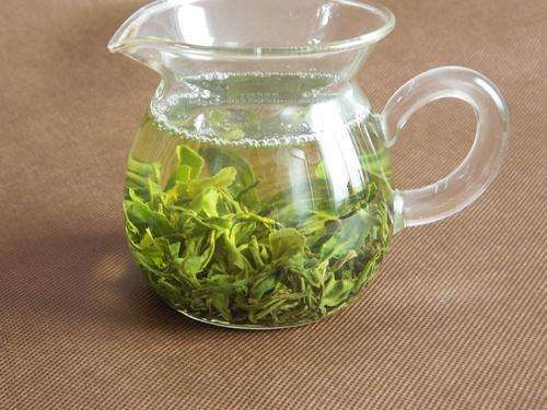 日照绿茶三级