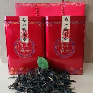 单枞茶抽湿乌叶香