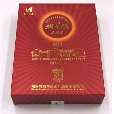 白沙溪黑茶润之福限量发行(珍藏首选)330g