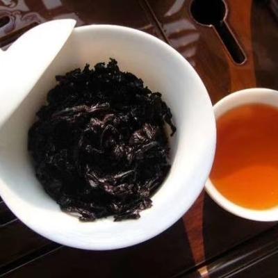 炭焙铁观音茶叶陈年老茶熟茶黑茶浓香型碳焙铁观音    两盒1斤500g