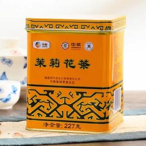 中茶茉莉花茶227克(偏远地区不包邮)