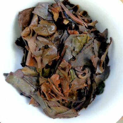 老寿眉小饼茶福鼎白茶珍品老寿眉饼干茶浓香型高山荒野山老白茶散装1斤包邮