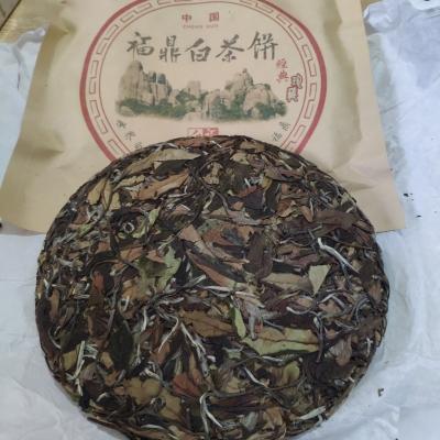 福鼎白牡丹茶饼