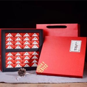 年货送礼茶组合 大红袍 肉桂 奇兰 金凤凰 千里香 茶叶礼盒装250g