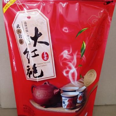 大红袍茶叶 武夷山岩茶正岩果香特级 清香型一斤一袋装,散袋,包邮