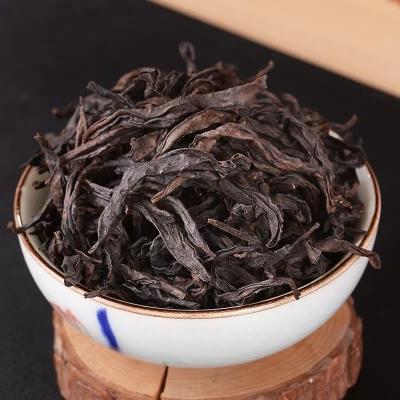 新茶大红袍茶叶500g武夷山岩茶浓香型乌龙茶正岩散装罐装礼盒