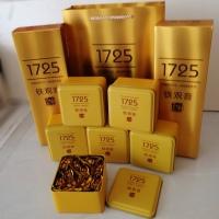 清香型铁观音茶叶礼盒装 办公用茶推荐 烟条装礼盒装铁观音500克福利茶
