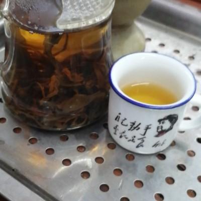 高山红茶正山小种红茶茶叶正宗桐木关高山茶特级浓香型