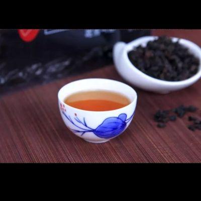 木炭碳碚铁观音茶叶熟茶浓香型香型炭烧口味安溪铁观音