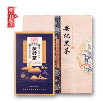 湖南黑茶河曲溪黑茶1000克礼盒(偏远地区不包邮)