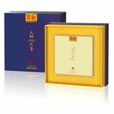 湖南黑茶白沙溪建厂80周年大师茯茶